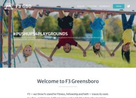 f3greensboro.com