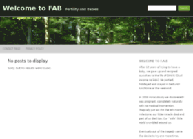 fabfortymum.co.uk