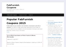 fabfurnishcoupons.in