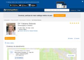 Fabiane-sloboda-cordeiro.catalogo.med.br
