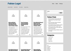 fabianlegal.com