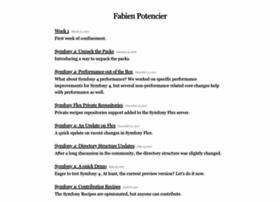 fabien.potencier.org
