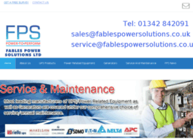 fablespowersolutions.co.uk