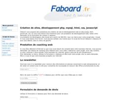 faboard.fr