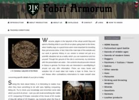 fabri-armorum.com