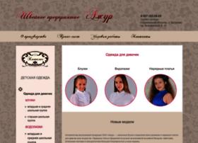 fabricaazhur.ru