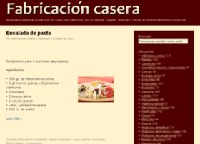 fabricacioncasera.com