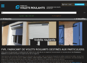 fabricant-volets-roulants.com
