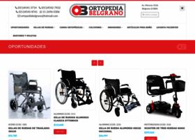 fabricanteortopedicobelgrano.com