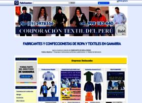 fabricantes.gamarra.com.pe