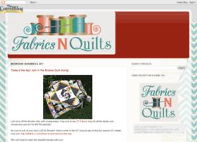 fabricsnquilts.blogspot.com