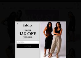 fabrikstyle.com