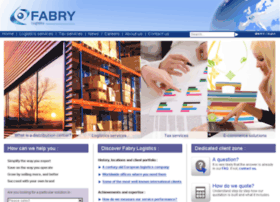 fabry-logistics.com