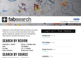 fabsearch.com