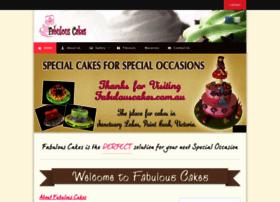 fabulouscakes.com.au