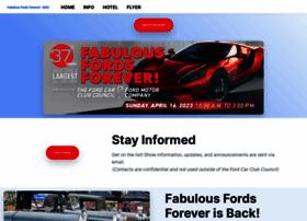 fabulousfordsforever.com