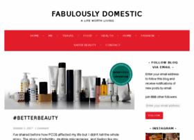 fabulouslydomestic.com