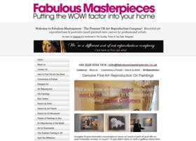 fabulousmasterpieces.co.uk