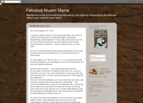 fabulousmuslimmama.blogspot.com