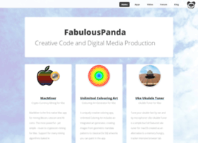 fabulouspanda.co.uk