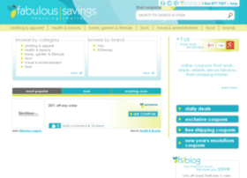 fabuloussavings.com