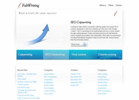 fabwriting.com