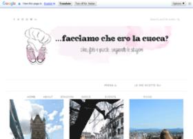 facciamocheerolacuoca.blogspot.it
