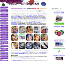 face-painting-fun.com