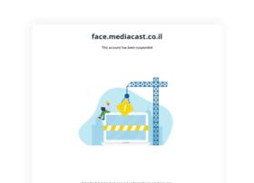 face.mediacast.co.il