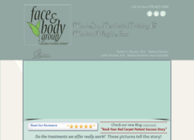 faceandbodygroup.com