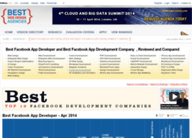 facebook-app-developer.bwdarankings.com