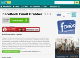 facebook-email-grabber.soft112.com