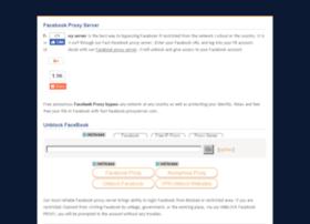 facebook-proxyserver.com