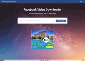 facebook-video-downloader.org