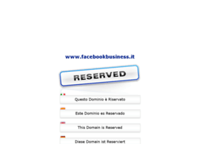 facebookbusiness.it