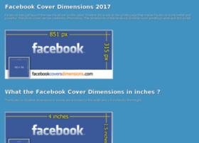 facebookcoversdimensions.com