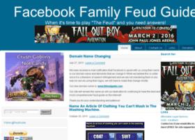 facebookfamilyfeudguide.com