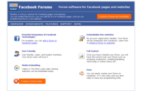 facebookforums.net