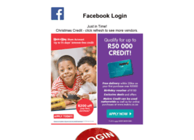 facebooklogin.co.za