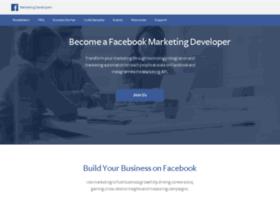 facebookmarketingdevelopers.com