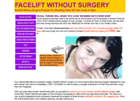 facelift-without-surgery.biz