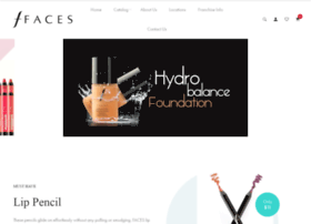 faces-cosmetics.com