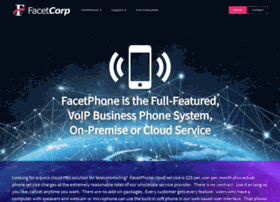 facetcorp.com