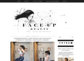 faceupbeauty.com