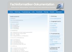 fachinformatiker-dokumentation.de