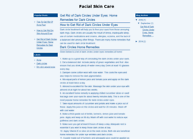facialskin-care.blogspot.com