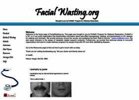facialwasting.org