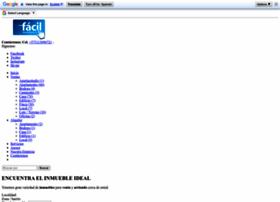 facilinmobiliaria.com