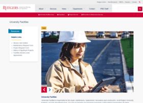 facilities.rutgers.edu