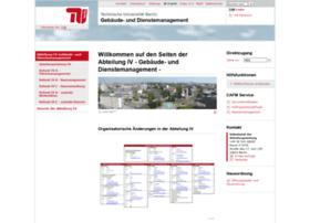 facilities.tu-berlin.de